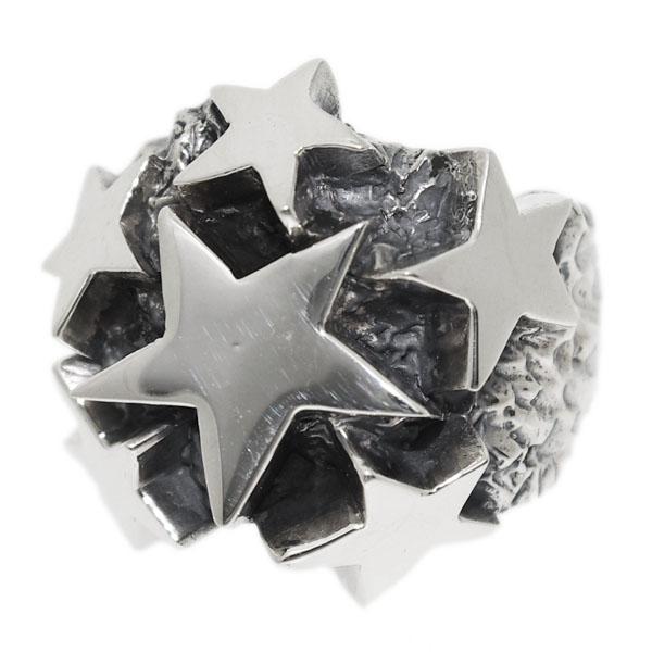 Crazy Pig Designs(クレイジーピッグ) スタークラスターリング Star Cluster #798