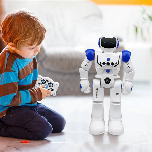 電動ロボット ランキングTOP10 おもちゃ ジェスチャ制御 リモコン コントロール 歩く 交換無料 滑走 音楽 ダンス 人型ロボット 電子玩具 全国送料無料 USB充電式 ギフト 男の子 ラジコンロボット プレゼント クリスマスプレゼント ロボットおもちゃ 多機能ロボット プログラム可能