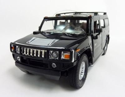 スケールライセンスで外観は運転席も含めて実車さながらの精巧な作り!お子様へのプレゼントにも! ラジコン オフロード 「ハマー H2 SUV ノーマルバージョン」 ラジコンカー 子供 大人 3色あり Hummer H2 SUV Normal Version GM 1/24 RCカー R/Cカー 車