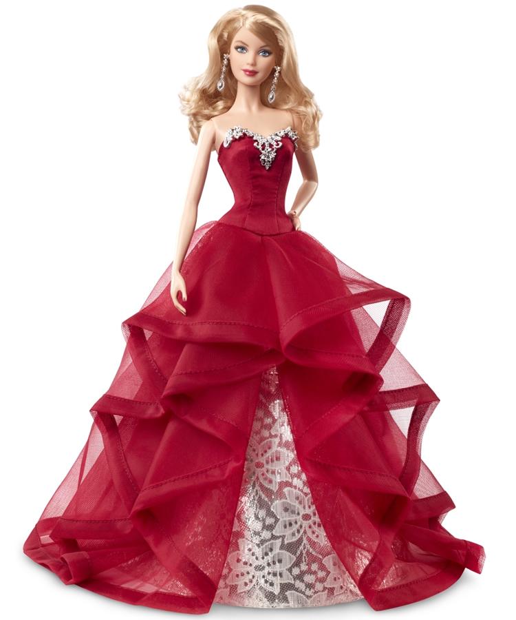 バービーコレクター 2015 ホリデードール (Barbie Collector 2015 Holiday Doll/Mattel/CHR76/人形)