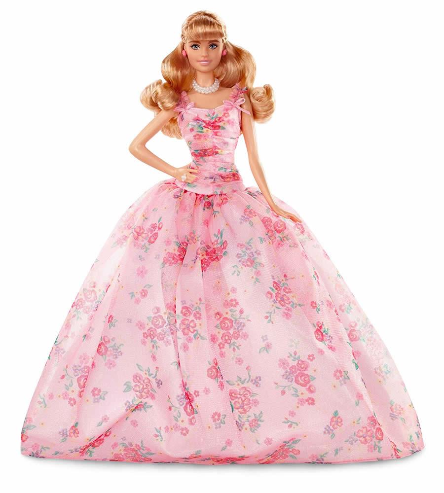 バービーシグネチャー バースデーウィッシュドール (Barbie Birthday Wishes Doll /Barbie Signature/ COLLECTOR/MATTEL/FXC76)
