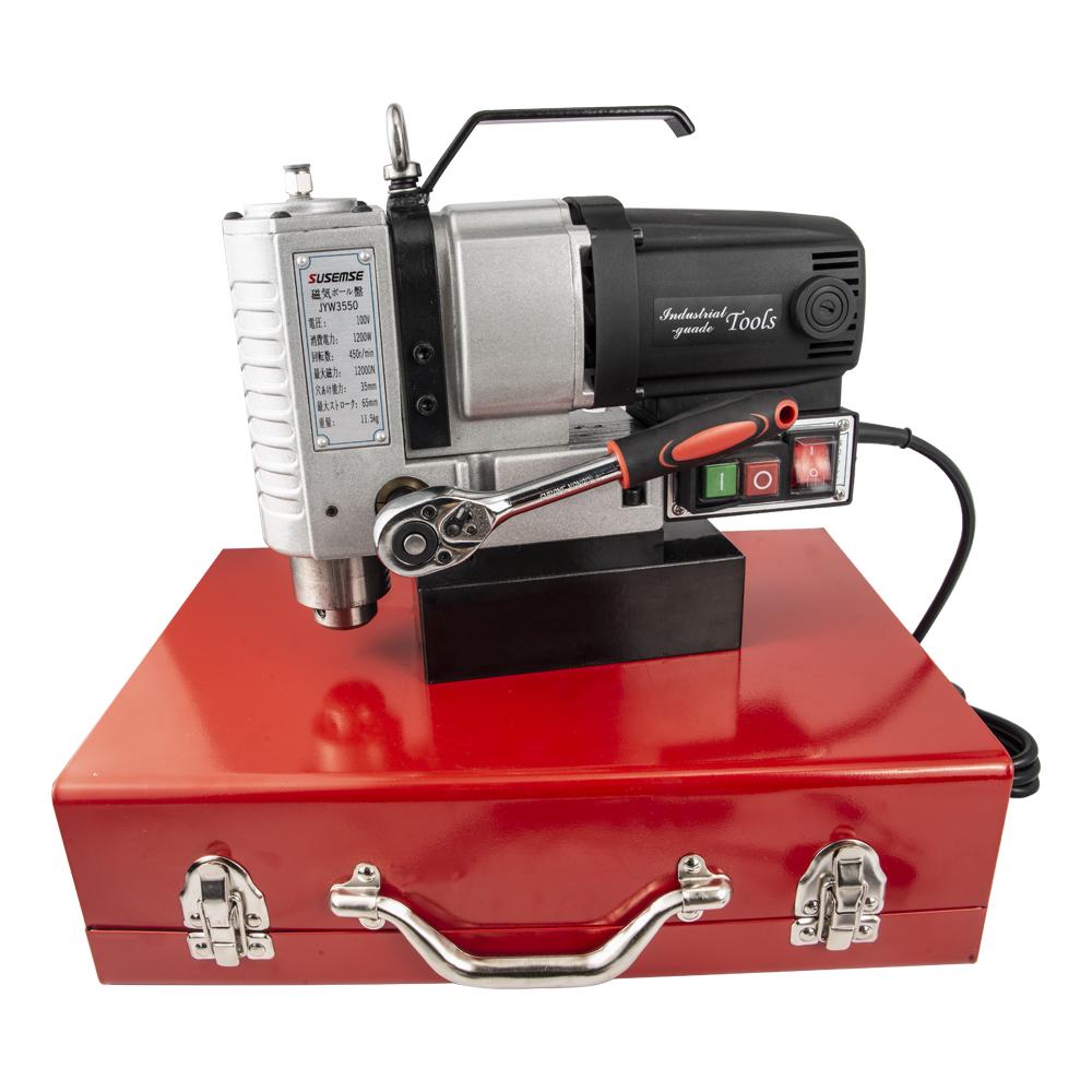 小体积 磁気ボール盤 アトラマスター磁気吸着式(JYW3550)