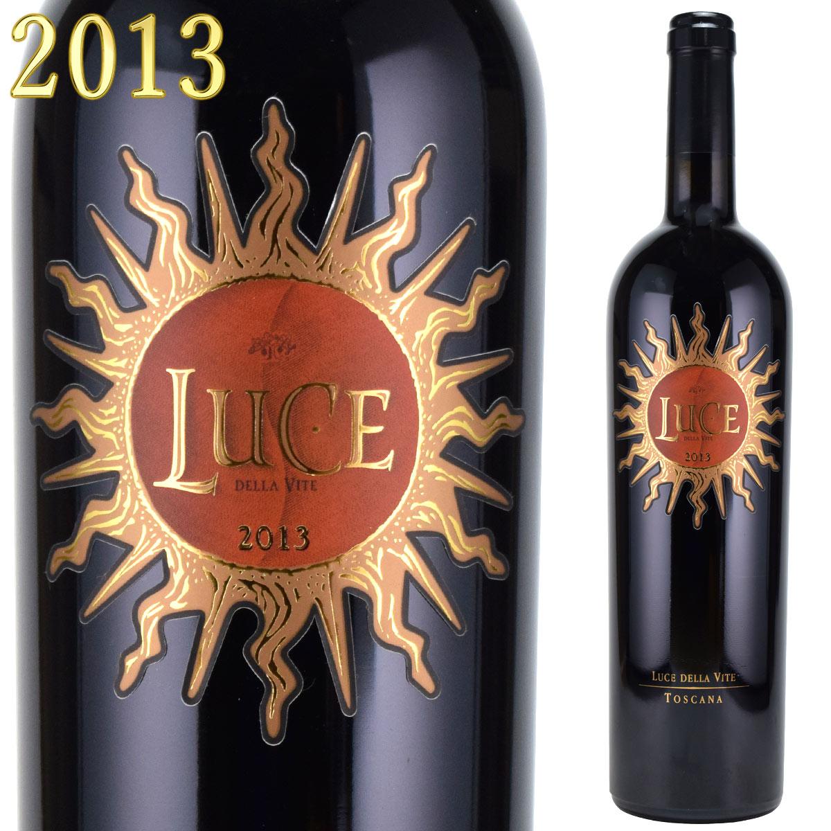 ルーチェ 2013 Luce della vite Toscana フレスコバルディ