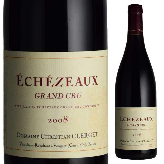 ドメーヌ クリスチャン・クレルジェ エシェゾー グランクリュ 2008 750ml赤 Echezeaux Grand Cru AOC Rouge