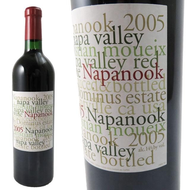 ナパヌック 2005 750ml ドミナス・エステート 【カリフォルニアワイン ナパバレー】
