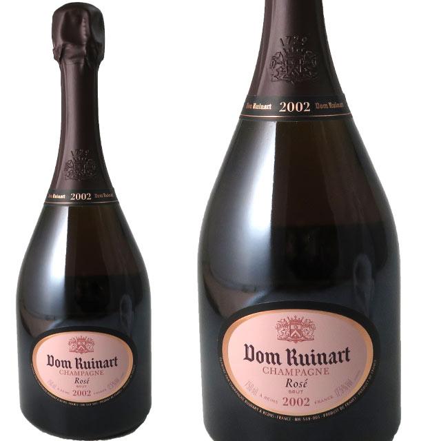 ドン・ルイナール・ロゼ 2002 750ml Don Ruinart Rose