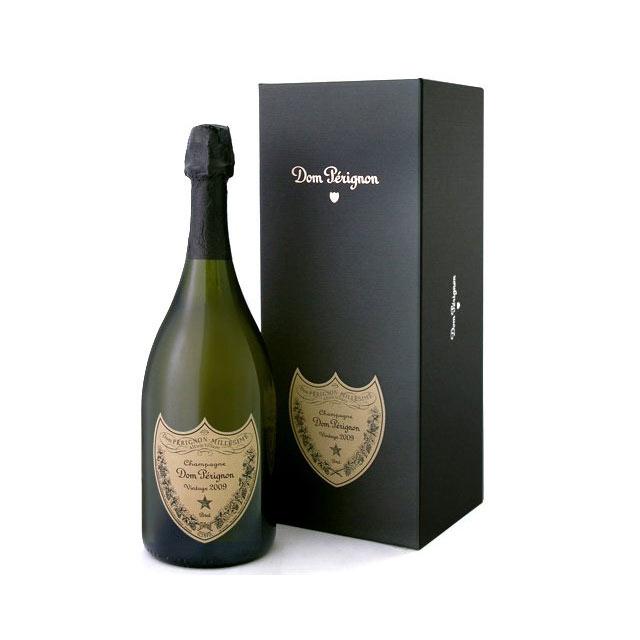 ドンペリニヨン 2009 750ml泡白 箱入 シャンパーニュ (ワイン(=750ml)8本と同梱可)