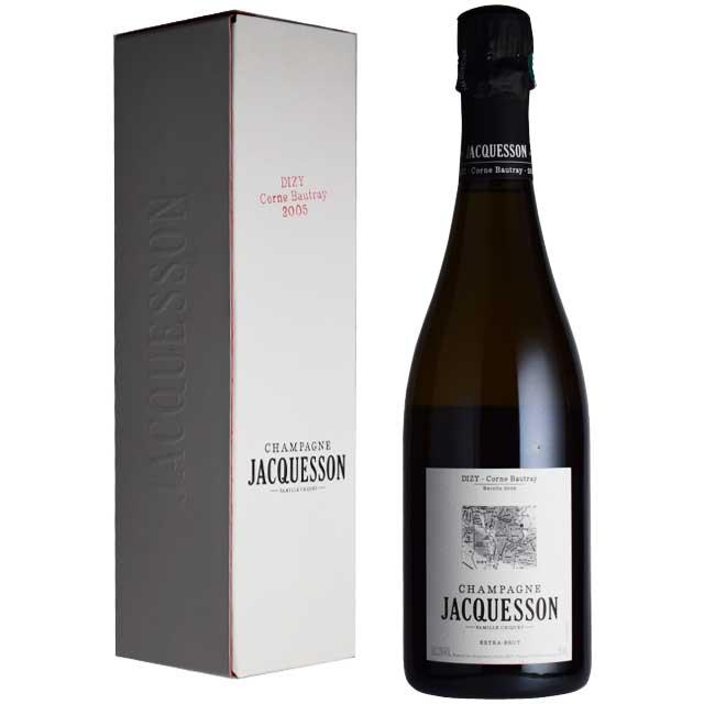 ジャクソン ディジー コルネ・ボートレイ 2005 750ml白泡 シャンパン Jacquesson Dizy Corne Bautray Mill?sime