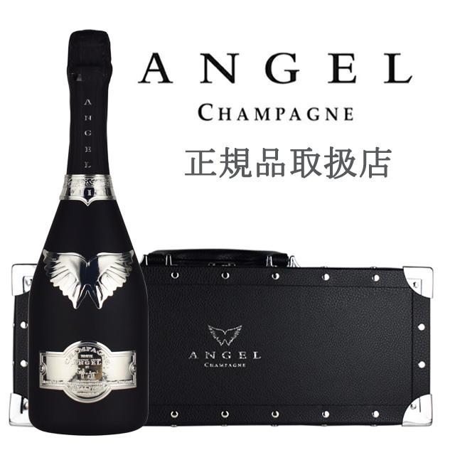 エンジェル シャンパン NV ブリュット 750ml 箱付き 正規品 シャンパーニュ エンジェル