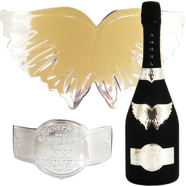 エンジェル シャンパーニュ ブリュット 750ml白泡 箱無 Champagne Angle Brut