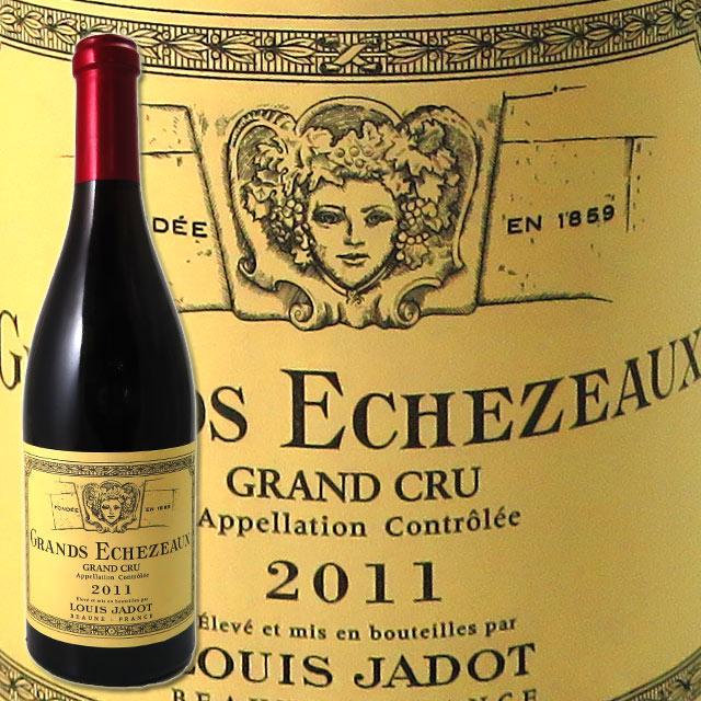 ルイ・ジャド グラン・エシェゾー 2011 750ml赤 ブルゴーニュ・グランクリュ Louis Jadot Grands Echezeaux