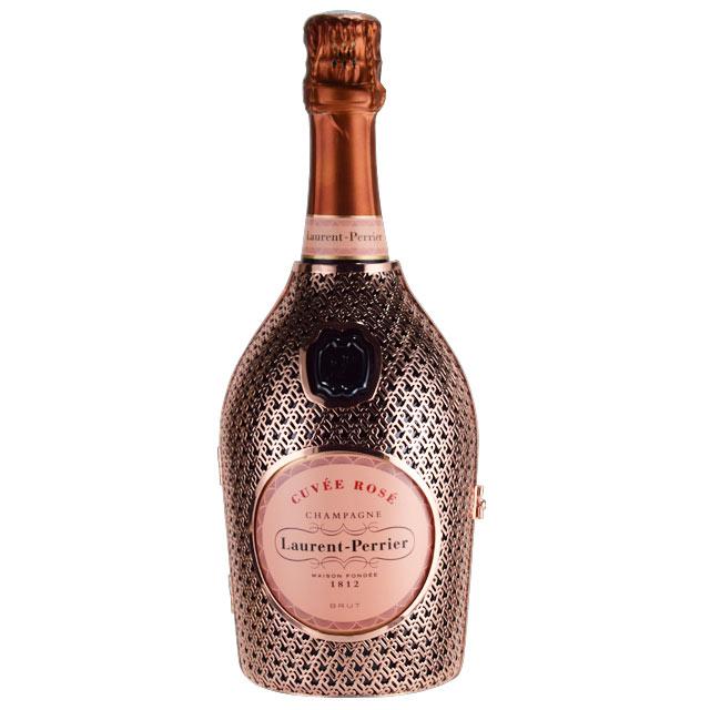 ローラン・ペリエ ロゼ メタルジャケット 750ml シャンパン LAURENT PERRIER ROSE ※北海道・東北地区は、別途送料1000円が発生します。