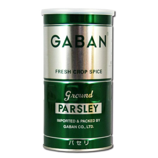 未使用 パセリ特有の香気と鮮明な緑色を保った乾燥パセリ ギャバン パセリ 80g みじん切り ディスカウント