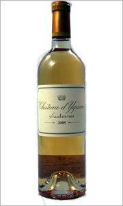 【デザートワインの最高峰】CHディケム2005 750ml Chateau d'Yquem  デュケム イケム
