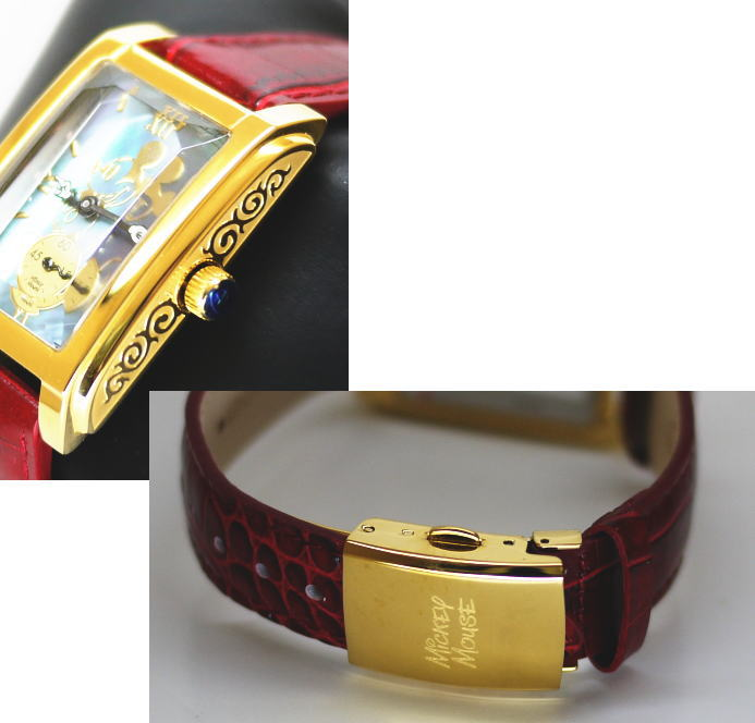 Disney Mickey Mouse watch