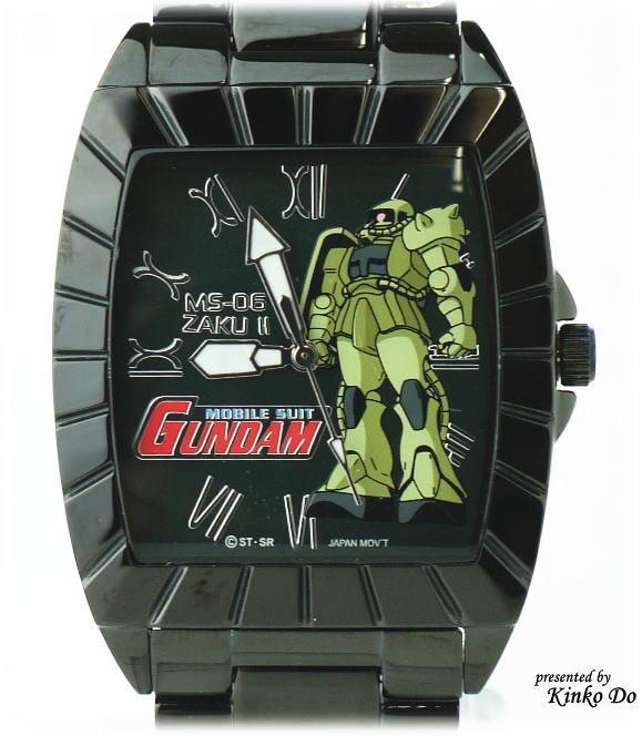 機動戦士・ガンダム腕時計 GDI09-D【限定モデル】