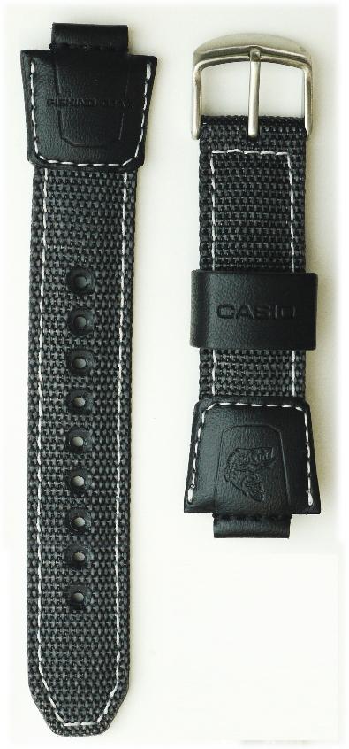 卡西欧 [卡西欧] 钓鱼 AMW-700,AMW 700B 乐队 (带)