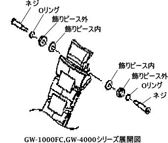 卡西欧 g-休克 GW A1000FC 乐队 (带)