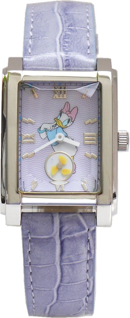 ディズニー・デイジー腕時計