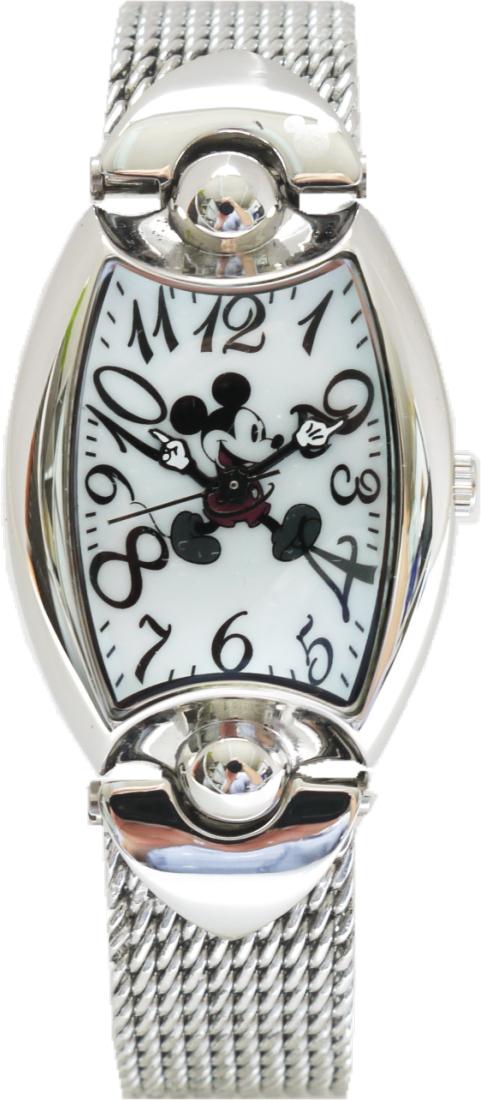 ミッキーマウス・トノー型腕時計【限定50本】