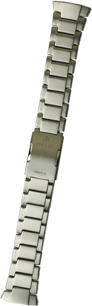 カシオ [CASIO] ウェブセプター [新品][純正品]WVA-M640TD用チタンバンド(ベルト)
