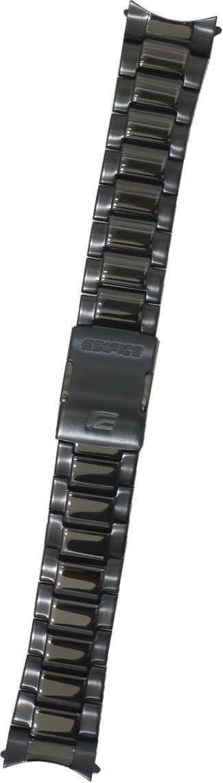 カシオ [CASIO] エディフィス ECB-800DC-1AJF用メタルベルト(バンド):金光堂支店