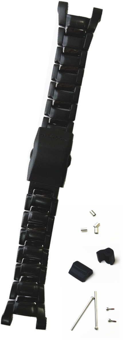 カシオ [CASIO] GW-2000BD,GW-2500BD,GW-3500BD,GW-3000BD,G-1200BD用バンド(ベルト)接続部品付き