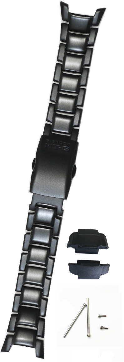 カシオ [CASIO] G-SHOCK MTG-910DJ, MTG-900IDJ, MTG-920,MTG-M900BD,MTG-920DJ,MTG-940BDJ,MTG-950BDJ用バンド(ベルト)接続部品付き