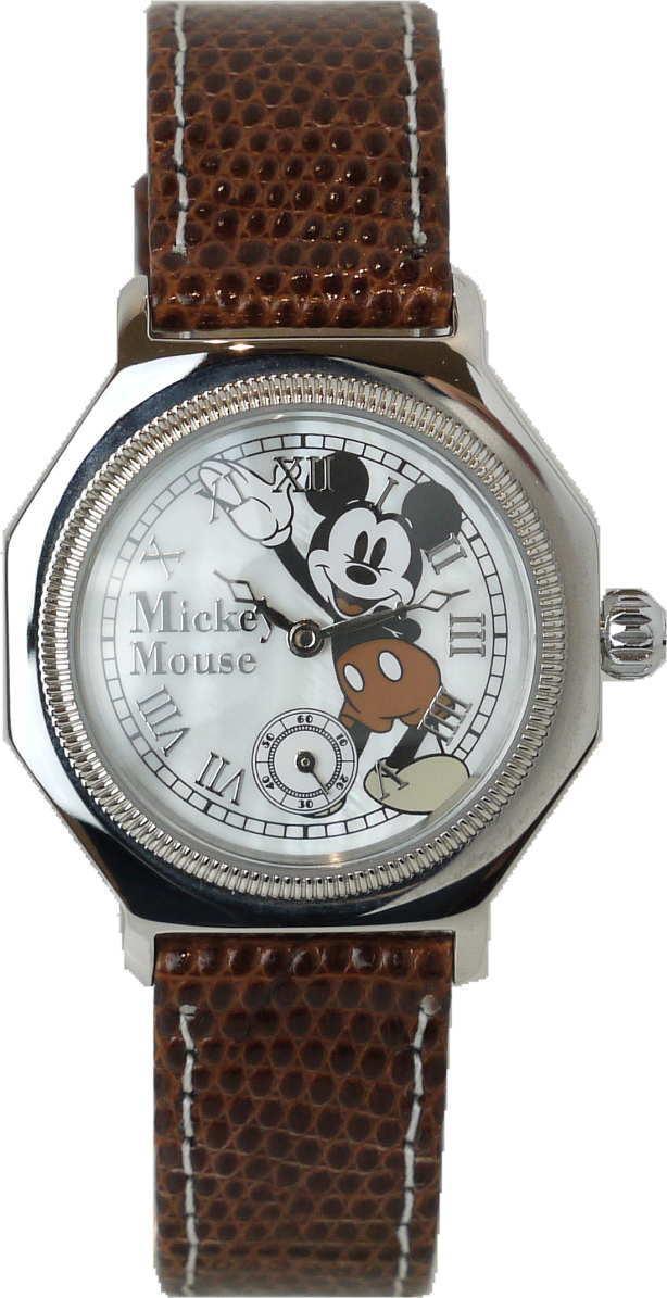 限定生産 ミッキーマウス腕時計 買物 国内正規総代理店アイテム ディズニー