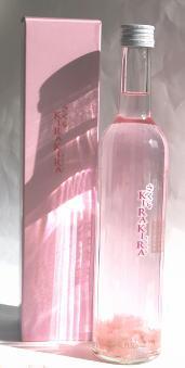 """""""樱花KIRAKIRA含樱花的力娇酒闪闪发光""""500ml"""