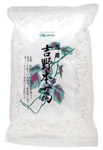 オーサワ 国産 吉野本葛 (本くず粉)150g