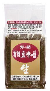 海の精 セール 特集 有機豆味噌 1kg お得クーポン発行中