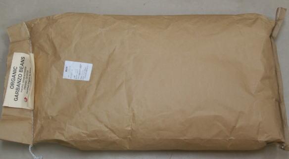 業務用特大袋ひよこ豆(ガルバンソ)11.33kgお取り寄せ(1週間)