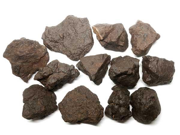 DM便可 大幅にプライスダウン ランダム発送 スペシャルプライス企画 モロッコ王国産石質隕石 原石 毎週更新 コンドライト 大 約8~12g