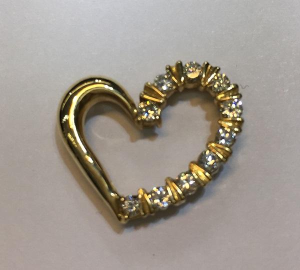 多様な 0.50ct重量:4.1gペンダントトップK18ダイヤモンド 0.50ct重量:4.1g, 人形の鈴勝:e18879c9 --- konecti.dominiotemporario.com