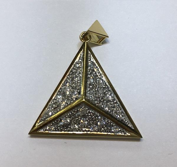 『3年保証』 ペンダントトップK18/PT900ダイヤモンド 0.41ct重量:4.4g, LA BODY:d7bbed25 --- canoncity.azurewebsites.net