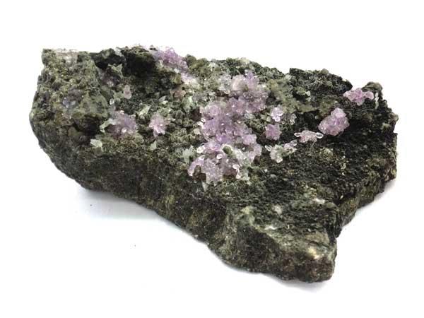 母岩付アメジスト 原石マダガスカル産約245g