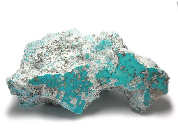 最高級 ターコイズ 原石良品質 Campetos産約124×62×81mm 約580g, 超可爱の:458bccbb --- eamgalib.ru