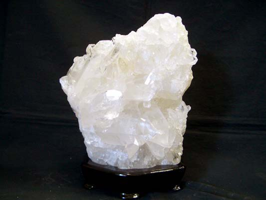 ブラジル産 水晶 クラスター(原石)約5.56kg