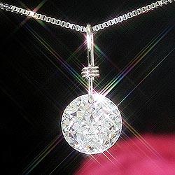 ローズブッシュキュービック カラーゴールドネックレス レディース ペンダント・イグノシア 華奢 シンプル ジュエリー ブランド 宝石