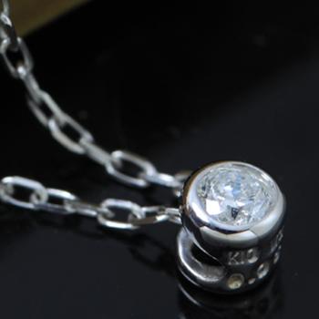 一粒ダイヤモンド K10 ピンクゴールド イエローゴールド ホワイトゴールド ブレスレット レディース・ソニア シンプル 華奢ブレスレット レディース 手首 10K 10金 チェーンブレスレット 大人かわいい 誕生日プレゼント ブランド 宝石