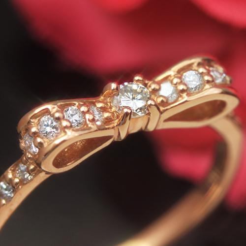 ダイヤモンドのダイヤモンドリング