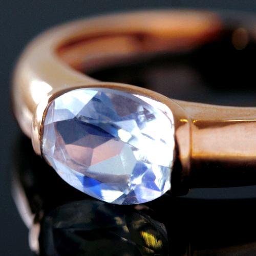 ブルームーンストーン K10 ピンクゴールド ホワイトゴールド イエローゴールド リング レディース 指輪・フィアナ 6月誕生石リング 大粒 10K 10金 ファッションリング 可愛い ゆびわ ジュエリー ブランド 宝石 おしゃれ