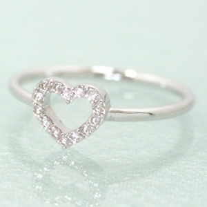 ダイヤモンド ゴールド リング レディース 指輪・スタリーツァ 誕生日プレゼント 華奢 シンプル ファッションリング 可愛い ゆびわ ジュエリー ブランド 宝石 おしゃれ