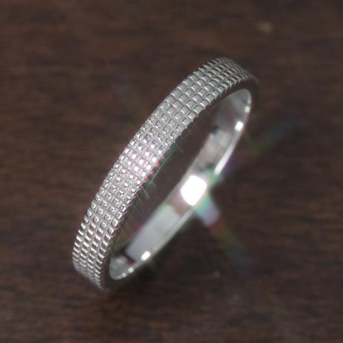 【スーパーセール10%OFF】【ペアリング レディース 指輪】ホワイトゴールド リング レディース 指輪・べセナ(メンズ) 華奢 シンプル ファッションリング 可愛い ゆびわ ジュエリー ブランド 宝石 おしゃれ