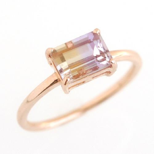 指輪 ダイヤモンド 誕生石 レディース 10金 ピンクゴールド ホワイトゴールドリング 人気