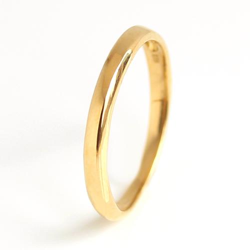 指輪 リング レディース ジュエリー・シルベニア 10K K10 ゴールド ピンキーリング ピンクゴールド ホワイトゴールド 誕生日プレゼント 女性 かわいいリング 華奢 クリスマス ブランド 宝石 おしゃれ