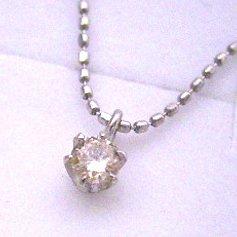 【シャンパンダイヤモンド ホワイトゴールドネックレス・グランクリュ】 ジュエリー ブランド 宝石