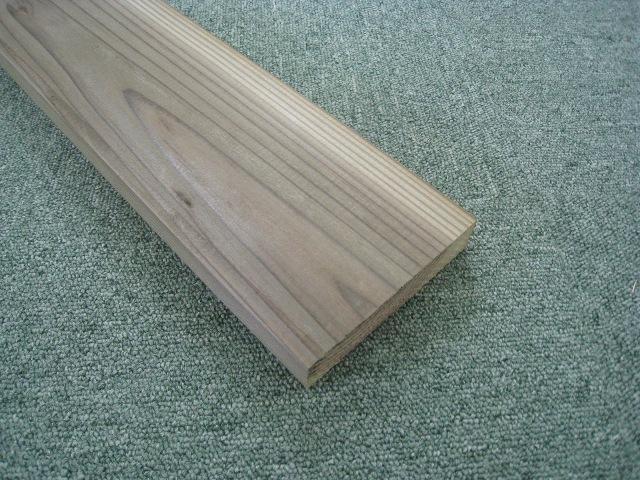 杉無垢板材3本入 ACQ注入材 ウッドデッキ材に最適 国産杉 新作 高級な 人気 スギ 板材3本入 無垢材 ACQ注入材群馬県産木材 長さ91.0cm×厚さ3.0cm×巾12.0cm