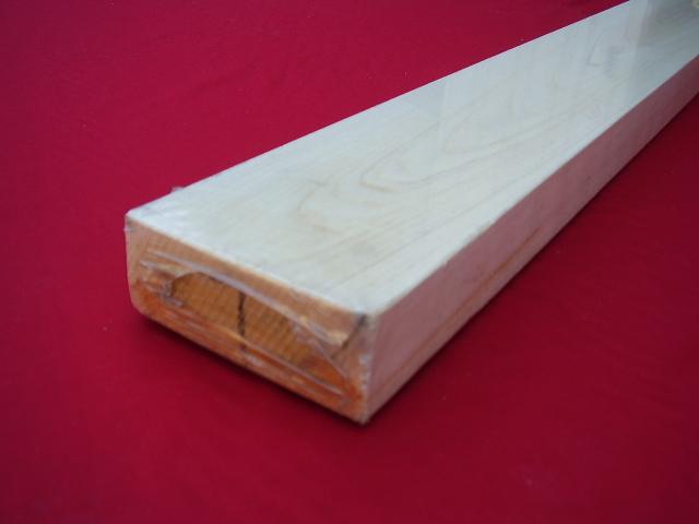 国産ヒノキ(檜・桧)板材【長さ4.0m×厚さ4.5cm×巾10.5cm】無節 無垢板 乾燥(KD)木材
